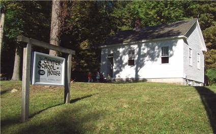 Open House at the Barkhamsted Center Schoolhouse